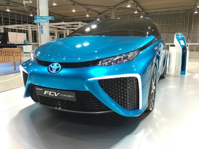 Spółka Zygmunta Solorza-Żaka miała zakupić 40 aut wodorowych od Toyoty