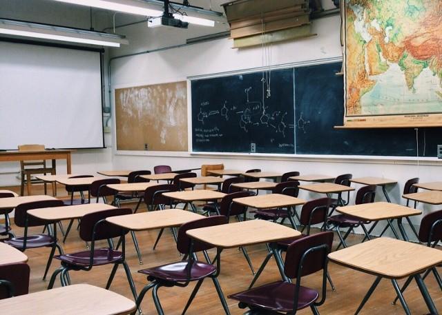 Czy niedługo znów tak będą wyglądały klasy w szkołach?