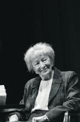 Rusinek: Szymborska była osobą z innej planety
