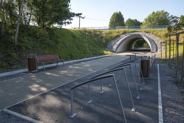 Żelazny Szlak Rowerowy w Jastrzębiu-Zdroju oficjalnie otwarty!