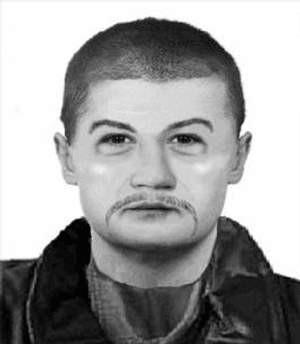 Portret pamięciowy jednego ze sprawców.