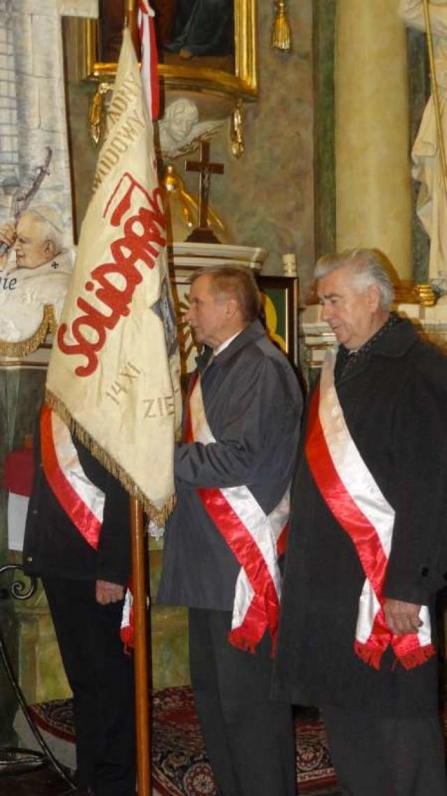 ,,Solidarność'' pleszewska świętuje jubileusz 35 - lecia powstania NSZZ  ,,Solidarność