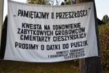 W tym roku nie będzie kwesty na Cmentarzu Komunalnym w Cieszynie