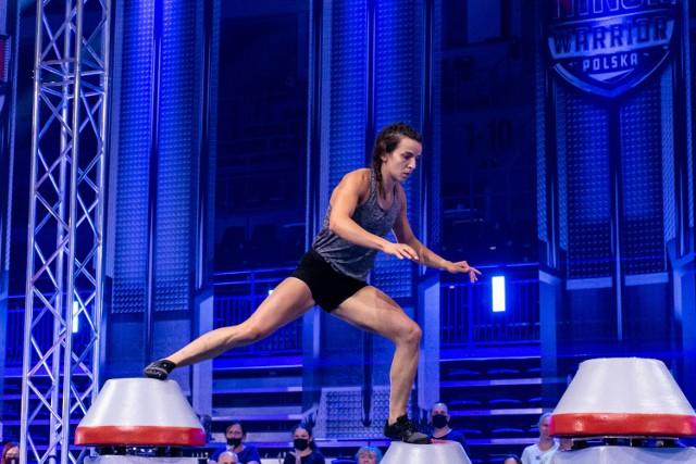 Katarzyna Baranowska z Włocławka w Ninja Warrior Polska