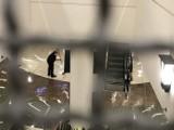 Szacowanie strat po ulewie w Słupsku. Galeria Słupsk otwarta po zalaniu jednego poziomu