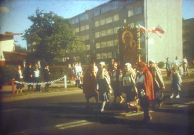 Relikwie świętej Urszuli Ledóchowskiej w Sieradzu