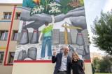 Pierwszy w Rzeszowie eko-mural gotowy