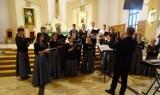 Koncert Chóru Collegium Cantorum w kościele pw. św. Józefa w Chełmnie. Zdjęcia