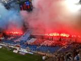 Lech Poznań - Cracovia 1:2. Kibice i oprawa na meczu przyjaźni. Zobacz zdjęcia! [GALERIA]