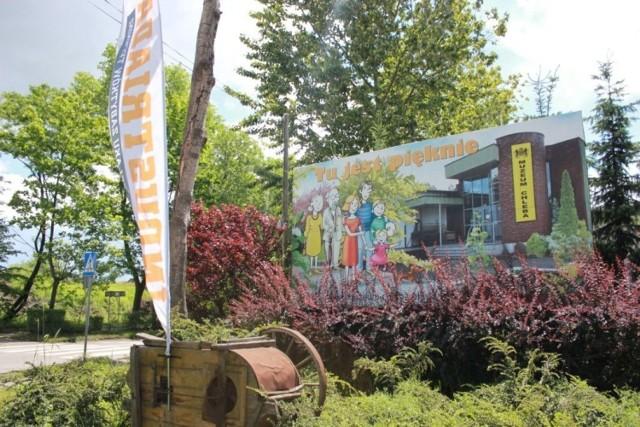 Muzeum Chleba i Szkoły w Radzionkowie przy ulicy Zofii Nałkowskiej 5, to prywatna placówka kultury, której założycielem jest Piotr Mankiewicz. Fot. Piotr A. Jeleń