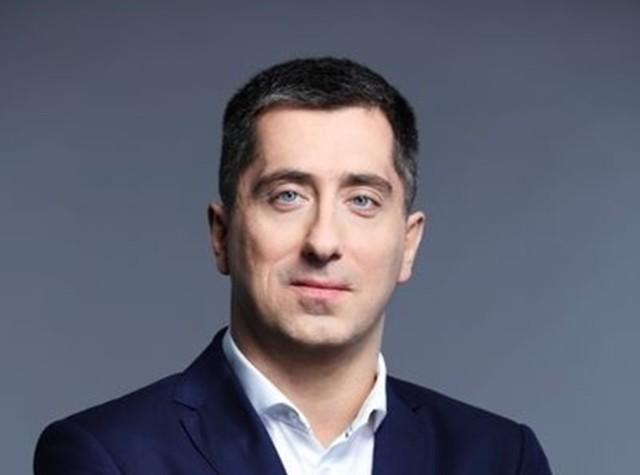 Konrad Komarczuk, prezes Zarządu Fortuna Online Zakłady Bukmacherskie.