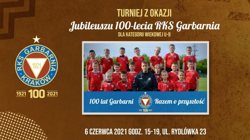 """Garbarnia Kraków. Pierwszy turniej piłkarski z okazji jubileuszu klubu """"Brązowych"""". Zagrają drużyny 100-latków"""