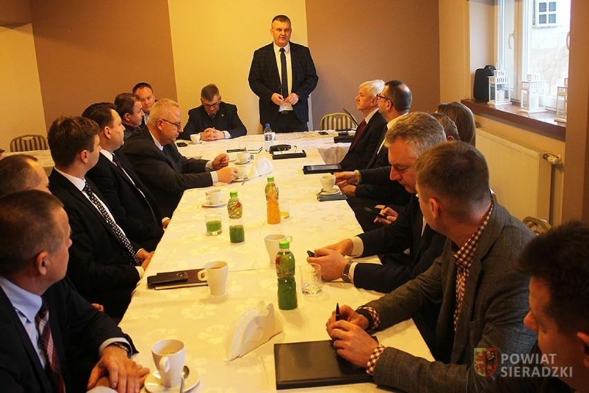Konwent Gmin Powiatu Sieradzkiego we Wróblewie