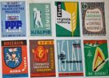 Kupowaliście kiedyś w kiosku zapałki? Pamiętacie takie etykiety z nich? ZDJĘCIA