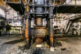 Dawna kuźnia w Stoczni Gdańsk. Zobacz zdjęcia z miejsca, które przez wiele lat było niedostępne dla zwiedzających