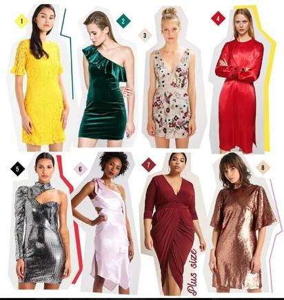 833f77c7fe1e Sukienki na bal karnawałowy. Co podpowiadają najbardziej znane ...