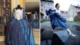 WOŚP 2021 Legnica. Teatr Modrzejewskiej przekazał balową suknię oraz plakat z autografem na aukcje WOŚP