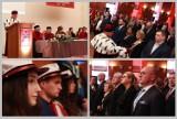 Inauguracja roku 2021/22 w Kujawskiej Szkole Wyższej we Włocławku [zdjęcia]