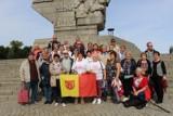 Seniorzy z Klubu Seniora z Trąbek Wielkich i Kaczek oddali hołd obrońcom Westerplatte!