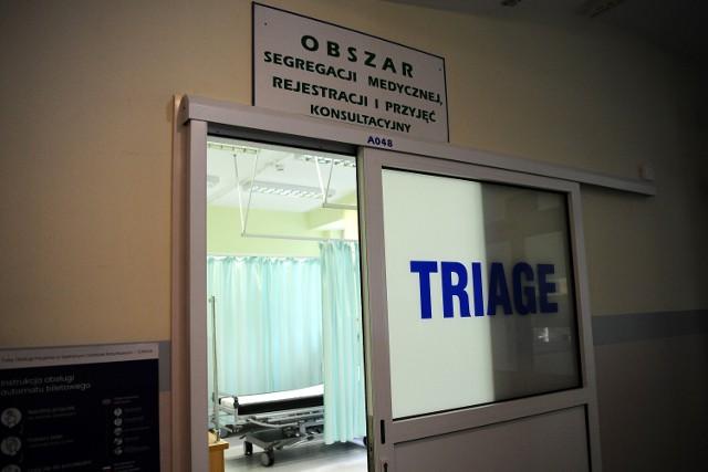 Segregacja medyczna pacjentów odbywa się w jasielskim szpitalu od 3 tygodni. Zobacz, jak to wygląda ------>