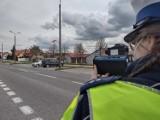 """Policjanci zapowiadają kolejne działania kontrolno-prewencyjne """"Prędkość"""". W planach statyczne i dynamiczna pomiary prędkości"""