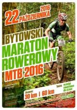22.10 Bytowski Maraton Rowerowy MTB. Start o godz. 11:00 z Mądrzechowa. Wciąż można się zapisać!