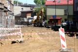 Ulica Powstańców Śląskich remontowana ZDJĘCIA Do kiedy potrwają utrudnienia?