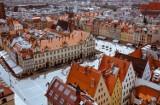 Zobacz, jak rozrastał się Wrocław. Tak wchłaniał okoliczne wioski...