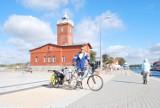 Kaliszanin przejechał rowerem 1400 kilometrów szlakiem latarni morskich. ZDJĘCIA