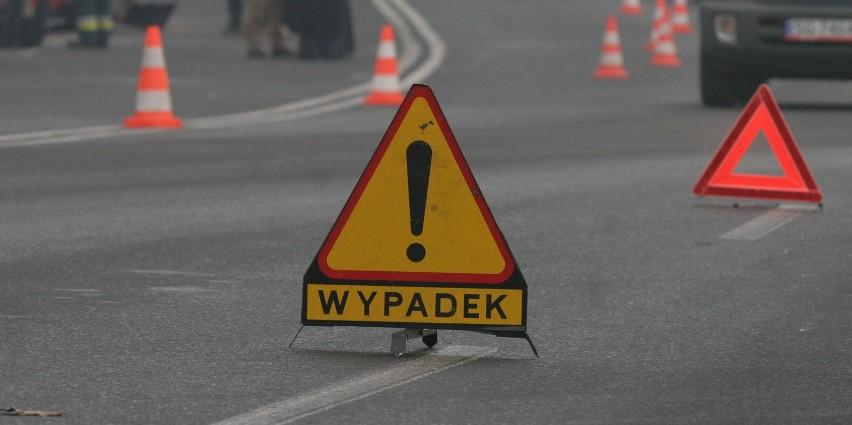 Wypadek w Dorposzu Szlacheckim. 10-miesięczne dziecko zabrano do szpitala w Chełmnie