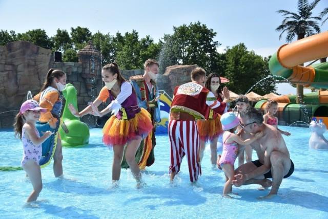 Park rozrywki Energylandia w Zatorze koło Krakowa jest popularny również wśród mieszkańców Przemyśla i okolic.