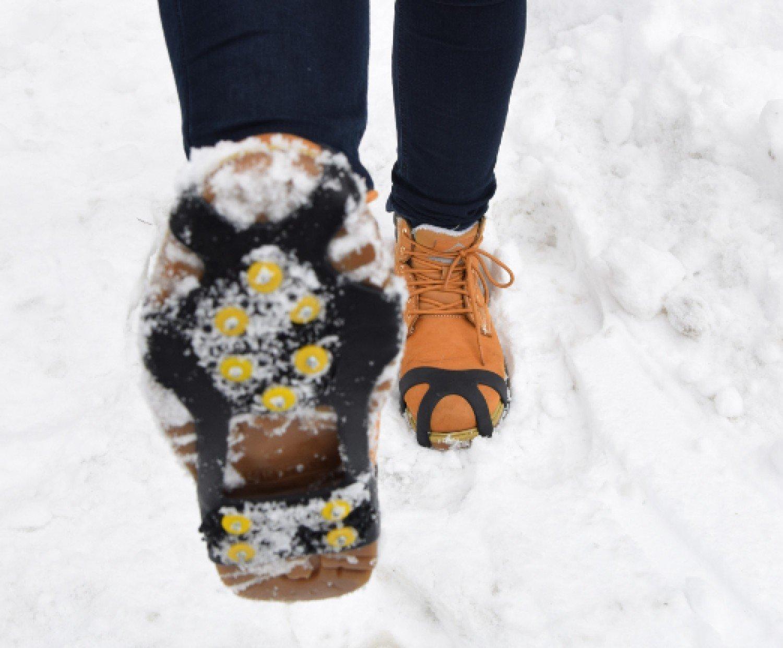Jakie Buty Nosic Zima By Uchronic Sie Przed Upadkiem Na Oblodzonym Chodniku Bialystok Nasze Miasto