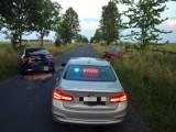 Wypadek miedzy Nowogrodem a Chojnami. Sześć osób trafiło do szpitala (zdjęcia)