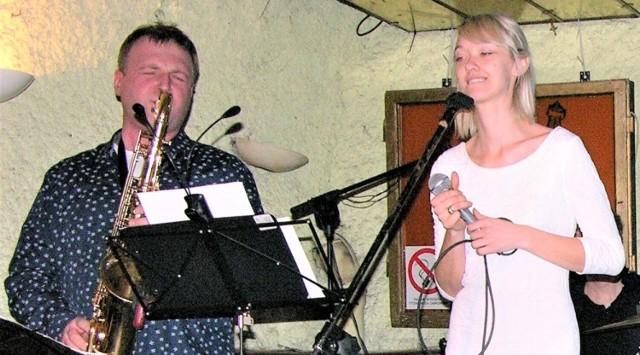 Jazz w Cafe Polonez