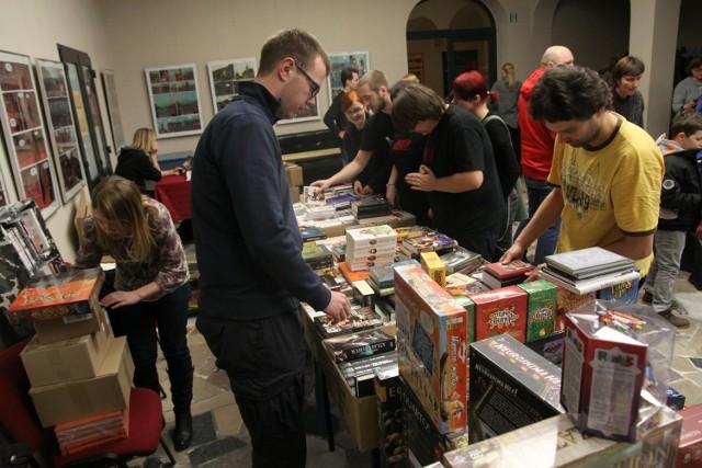 Konwent Fantastyki Fantasmagoria odbywał się w Miejskim Ośrodku Kultury w Gnieźnie 8 i 9 lutego.