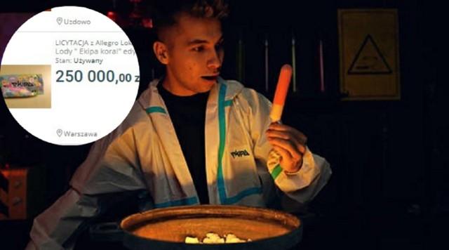 Oferty z serwisu Allegro Lokalnie. - Aukcje z tymi wysokimi cenami należy raczej traktować jako żarty dzieci - mówi dla Wirtualnej Polski Marcin Gruszka, rzecznik prasowy Allegro Lokalnie.