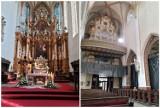 Trwa remont Bazyliki Mniejszej Świętych Erazma i Pankracego. Odzyskuje dawny blask