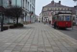 Tarnów. Noworoczny poranek w Tarnowie. Na ulicach miasta pustki [ZDJĘCIA]