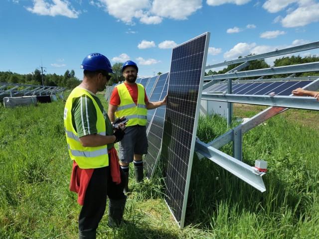 Mocno na odnawialne źródła energii stawia gmina Babice