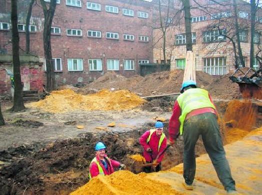 Remonty kanalizacji w Bytomiu to inwestycje, na które w przyszłorocznym budżecie znajdą się pieniądze