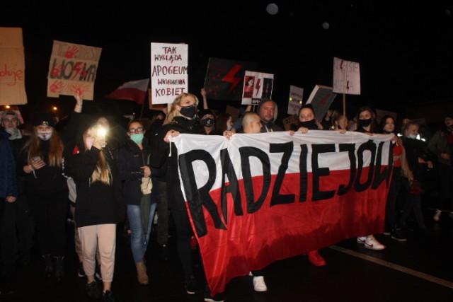 Strajk Kobiet w Radziejowie