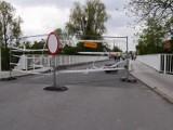 Most w Szczercowie nie groził zawaleniem. Ale musiał zostać zamknięty