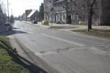 Remonty na ulicy Śląskiej w Gubinie w planach. Ale kiedy ruszą prace? Nie ma zapisanych pieniędzy na te zadania...