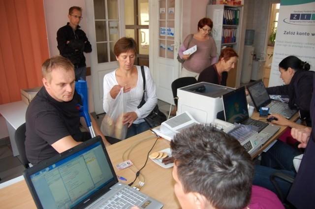 Dyżur NFZ w Redakcji Dziennika Bałtyckiego w Bytowie