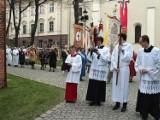 Wielkanocna procesja w Grudziądzu