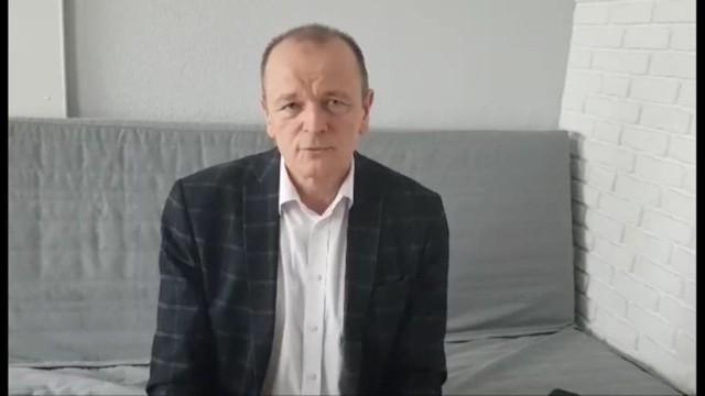 Wójt gminy Chełmno Krzysztof Wypij: - Póki co gmina nie planuje umarzać zobowiązań podatkowych i cywilnoprawnych
