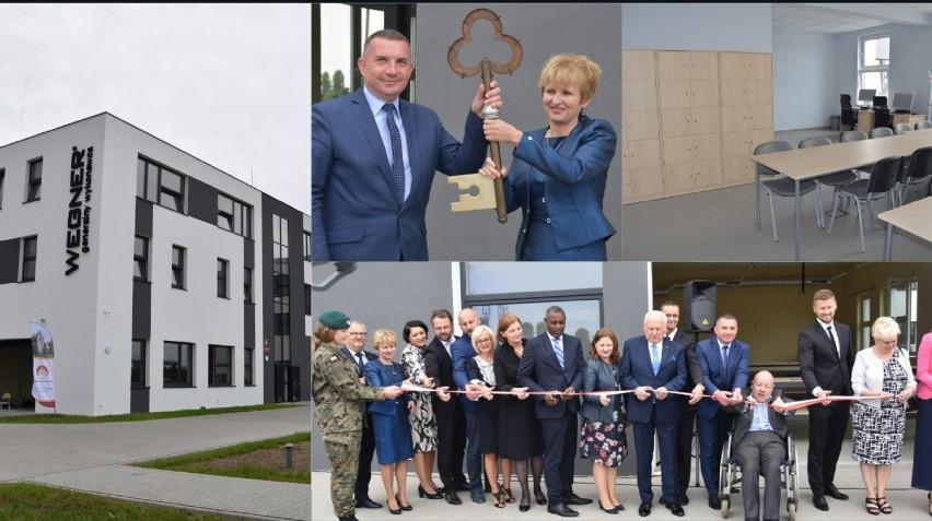 Otwarcie  nowego budynku Zespołu Szkół Technicznych [ZDJĘCIA]
