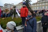Śwęto Niepodległości 2019. Uroczyste obchody na placu Jana Pawła II w Pruszczu Gdańskim [ZDJĘCIA]