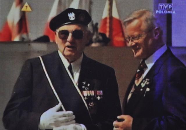 Zrzut ekranu TVP Polonia