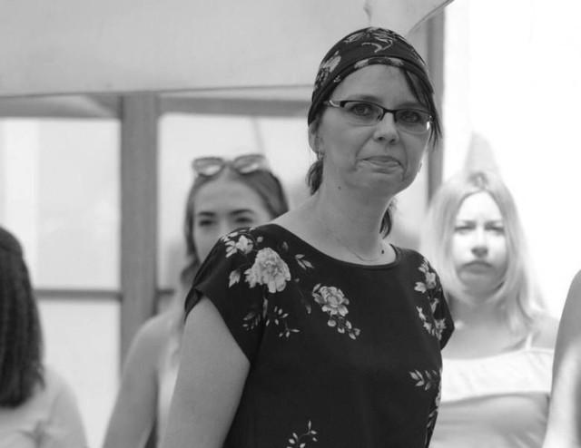 Małgosia Schoen, pielęgniarka z Grudziądza przegrała walkę z rakiem...